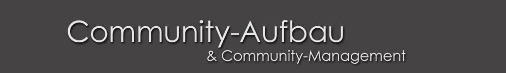 Slide Community-Aufbau